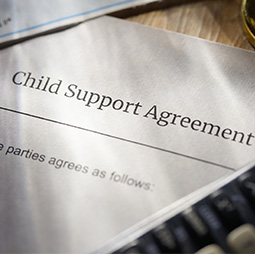 Modification of Child Support & Child Custody